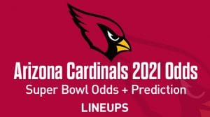 Arizona Cardinals Super Bowl Odds 2021