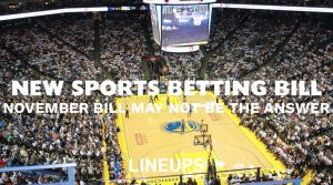 New Controversial California Sports Betting Proposal Coming In November 2020