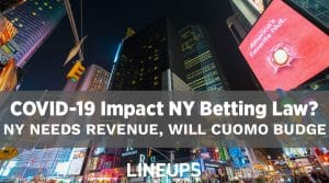 Will COVID-19 Cause Cuomo Budge on Mobile Sports Betting?