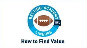 How to Find Value When Betting NFL