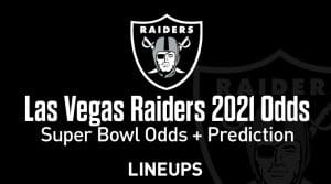Las Vegas Raiders Super Bowl Odds