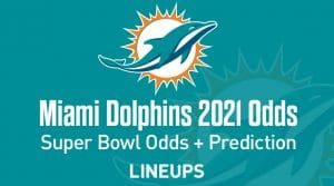 Miami Dolphins Super Bowl Odds 2021