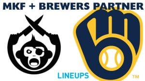 Monkey Knife Fight Partners With Milwaukee Brewers As Official DFS