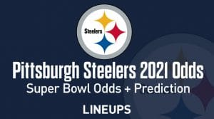 Pittsburgh Steelers Super Bowl Odds 2021