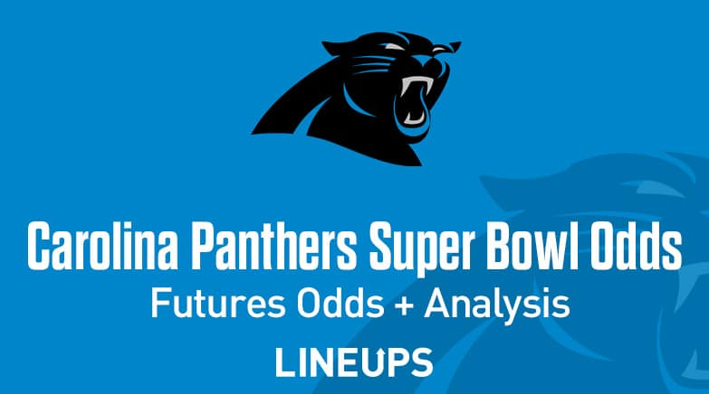 Panthers Super Bowl Odds