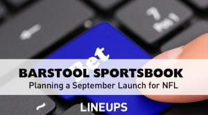 Barstool CEO Plans to Launch Barstool Sportsbook in September