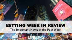 Sports Betting Week in Review June 22-28th