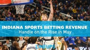 Indiana Sports Betting Handle on the Rise