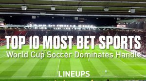 Top 10 Most Bet On Sporting Events