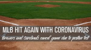 Six MLB Teams Not Playing Friday Due to Coronavirus
