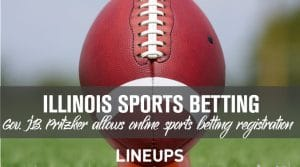 Illinois Sports Betting Registration Online