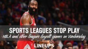 NBA, MLB and Other Leagues Boycott Games; Will Play Continue This Week?