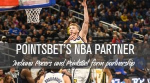 Indiana Pacers Partner with PointsBet