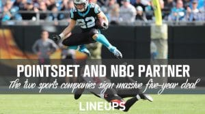PointsBet Partners with NBC