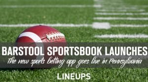 Barstool Sportsbook Launched in Pennsylvania