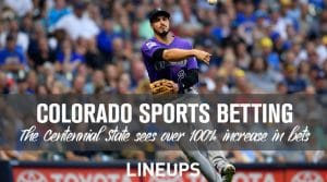 Colorado Sees Huge Jump in Sports Betting Wagers