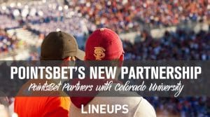 Colorado University Partners with PointsBet