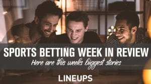 Sports Betting Week in Review 9/21-9/26
