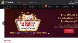 BetMGM Casino Bonus Code: MI, PA, NJ, WV March Max Bonus