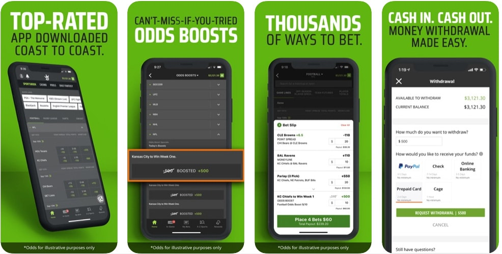 Live sports betting app review dezheng mining bitcoins