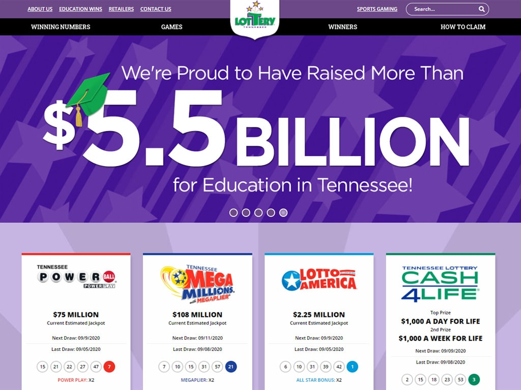 tennesse lottery