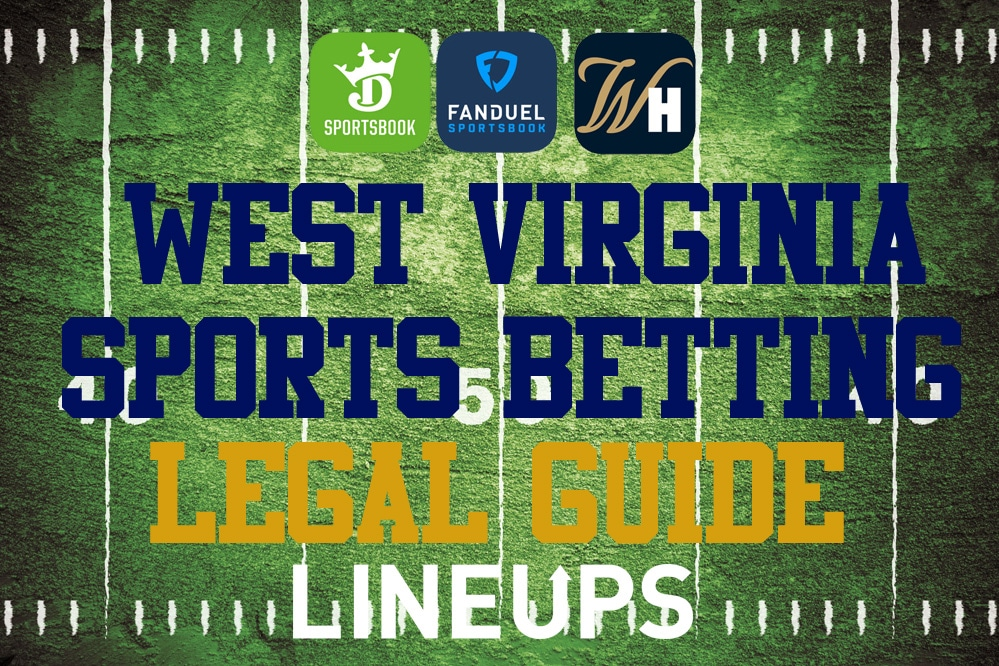 west virginia sports betting legal guide