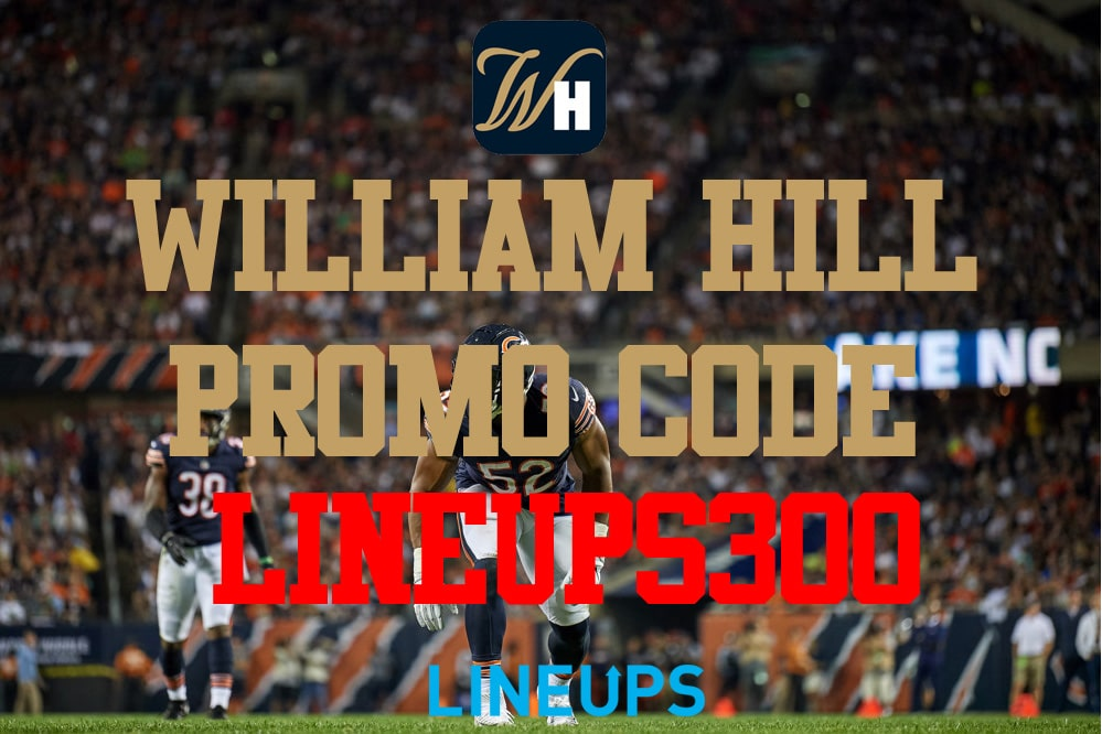 william hill sportsbook promo code illinois
