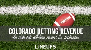 Colorado Sports Betting Climbs to Record Breaking Month
