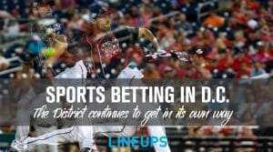 D.C. Sports Betting Complications Continue
