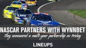 NASCAR Partners with Wynn Resorts