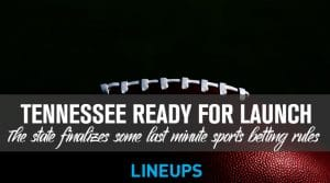 Tennessee Sports Betting Ready for November 1
