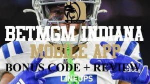 BetMGM Sportsbook Indiana: $500 Risk-Free Sports Bet