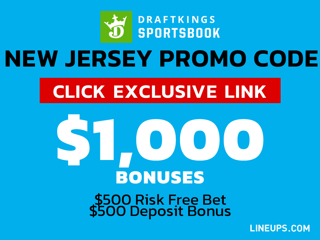 draftkings-new-jersey-Promo-Code-1024-X-768