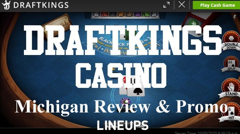 draftkings casino michigan