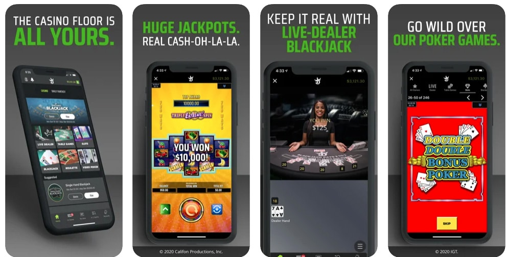 draftkings casino mobile apple