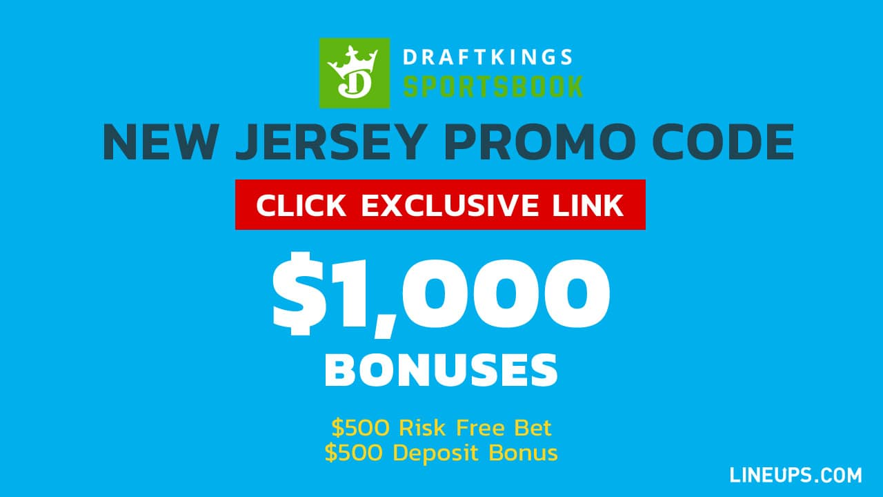 draftkings new jersey promo weekly