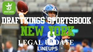 DraftKings Sportsbook New York: Can You Bet Now?