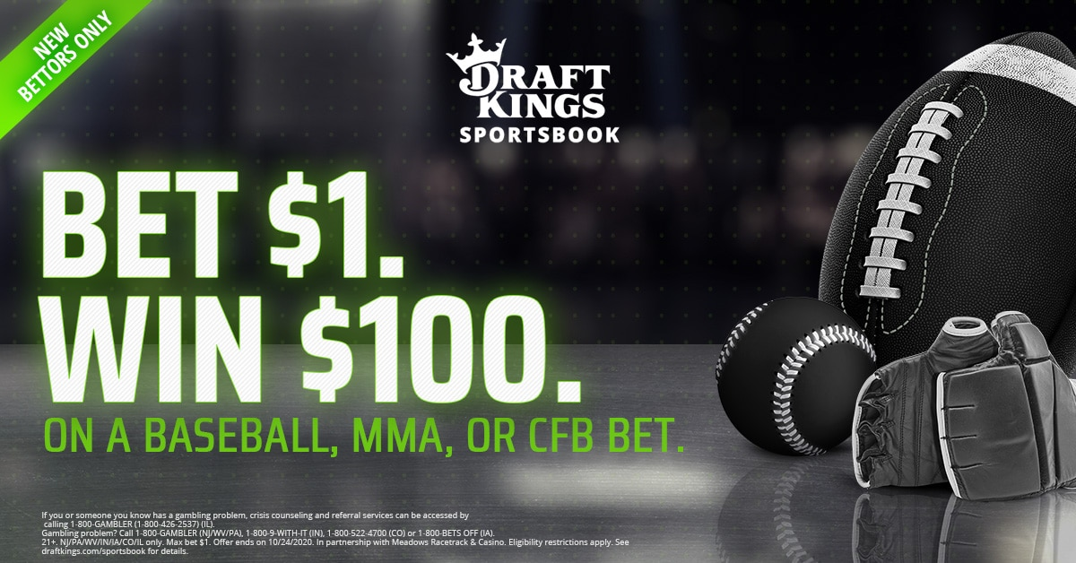 draftkings world series promotion