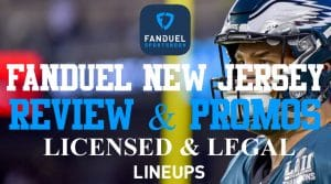 FanDuel Sportsbook New Jersey: Mobile App Review & Betting Guide