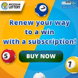 michigan lottery subscription300X300