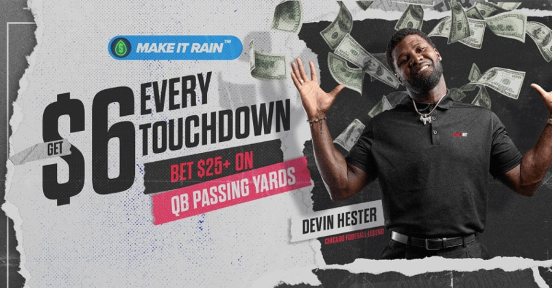 pointsbet every touchdown
