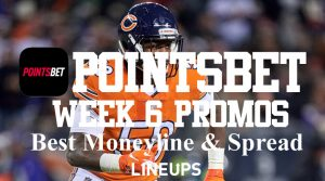 PointsBet Illinois Best Price Moneyline + Spread & $25 Parlay Refund Promotions