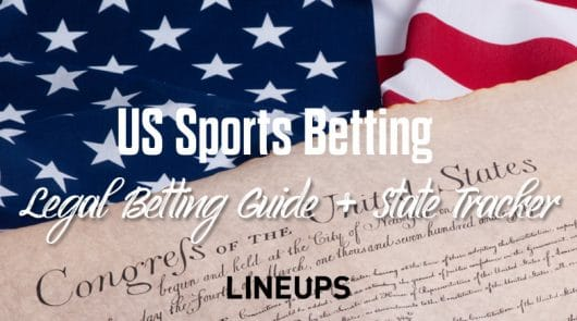 Sports Betting is Legal in the US (State Tracker 2021)