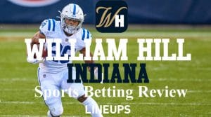William Hill Sportsbook Indiana: Sports Betting Guide & Promo Code