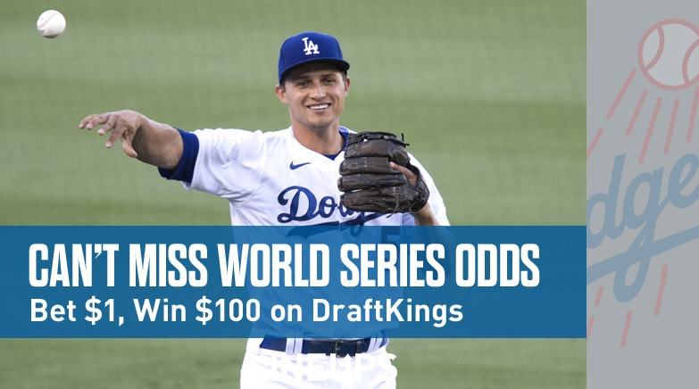 world series odds boost draftkings