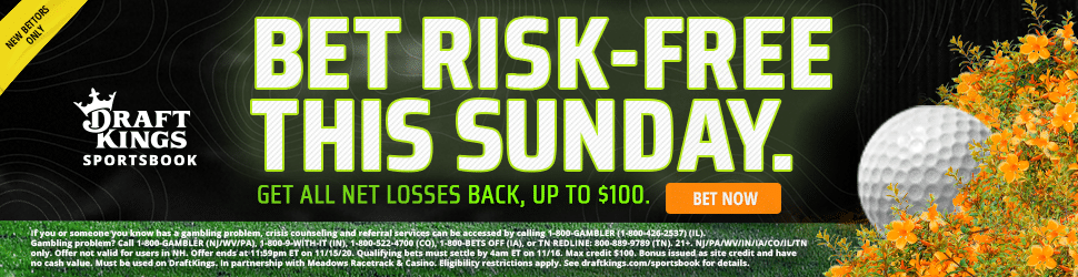 Best Risk-Free DraftKings Sportsbook Promotion - New users