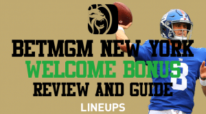 BetMGM Sportsbook New York Betting Guide