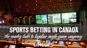 Canada Working on Legalizing Single-Game Bets