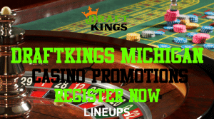 DraftKings Michigan: Casino and Sportsbook Registration is Live With $200 in Bonuses