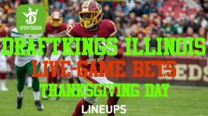DraftKings Illinois Has Promotions for Live-Game Bets Placed on Thanksgiving